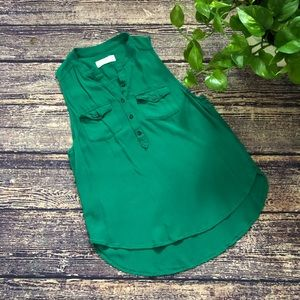 🌀Abercrombie & Fitch | Green Tank